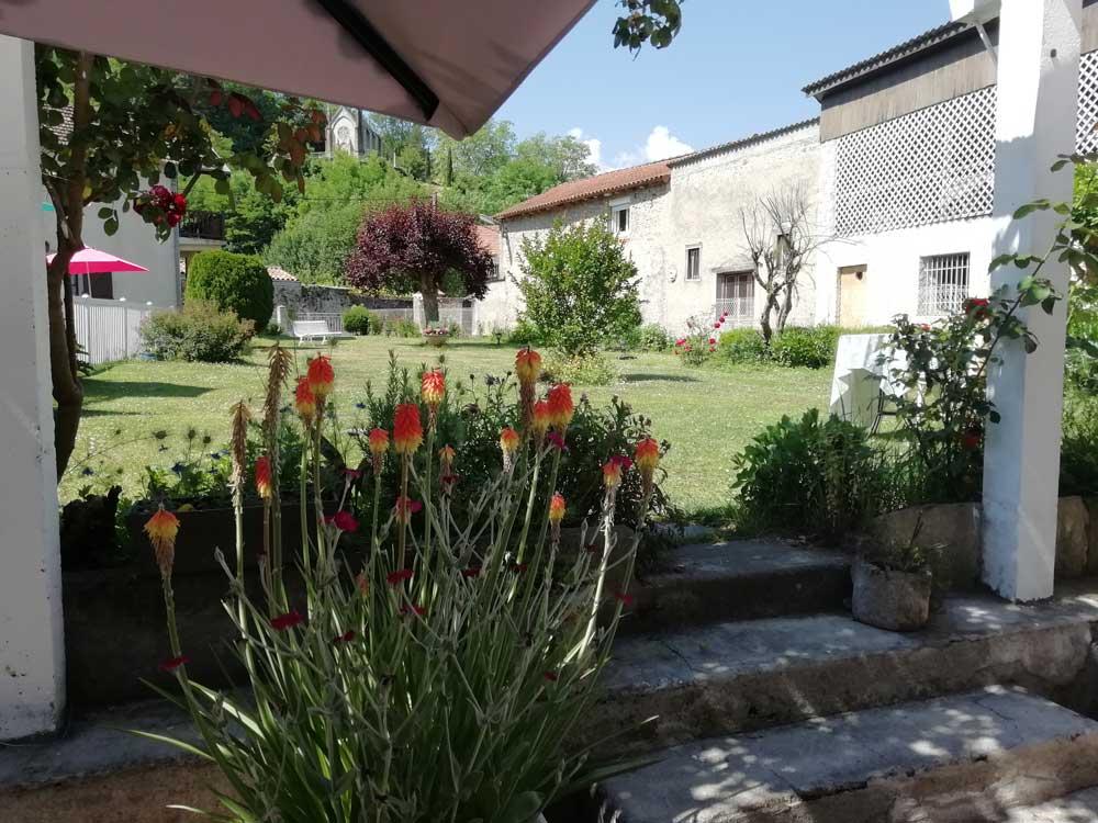 Hôtel de la poste à Oust - restaurant ariège occitanie